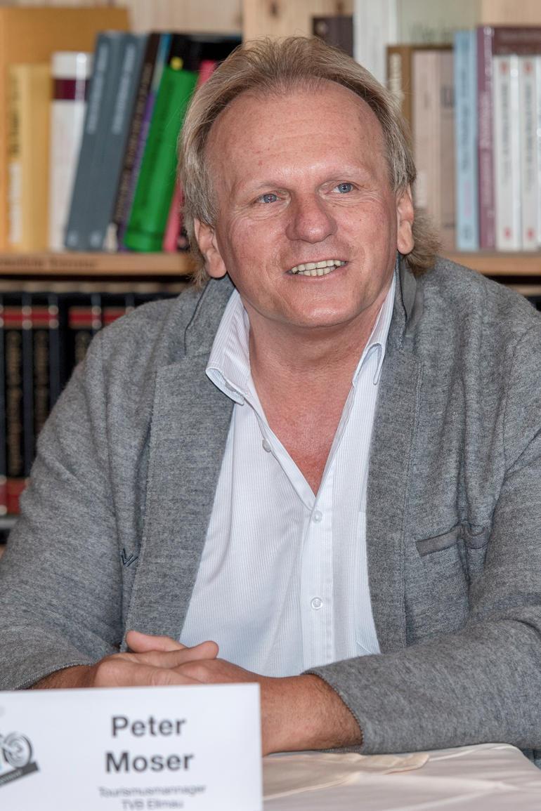 Peter Moser Ellmau